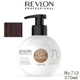 REVLON レブロン ニュートリカラークリーム 270ml No.713