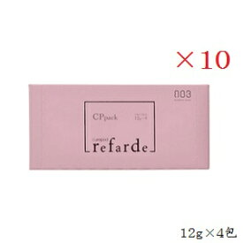 (×10セット)ナンバースリー 003 ルファルデ CPパック 12g×4包