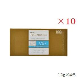 (×10セット)ナンバースリー 003 トリシスコア CEプラス 12g×4包