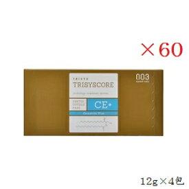(×60セット)ナンバースリー 003 トリシスコア CEプラス 12g×4包
