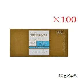(×100セット)ナンバースリー 003 トリシスコア CEプラス 12g×4包