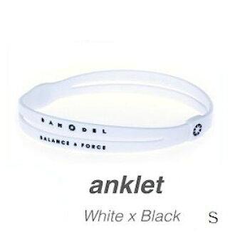 BANDEL vanderankletto Whitexblack S *