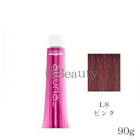 ロレアル アルーリア ファッション 90g ピンク L8 (医薬部外品)
