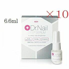 【×10セット・送料無料】「Dr.Nail」DEEP SERUM(ドクターネイル ディープセラム)6.6mL