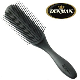 デンマンブラシ D4 Nブラック(Noir) トラディショナルシリーズ♪美容師も愛用♪ヘアブラシ Denman【業務用】【ラッキーシール対応】