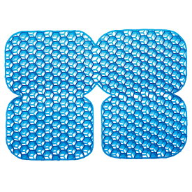 コジット(COGIT) Wゲル携帯クッション ハネナイト ネイビー