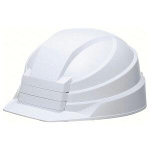 DICプラスチック株式会社 折りたたみヘルメット IZANO2 ホワイト 8592