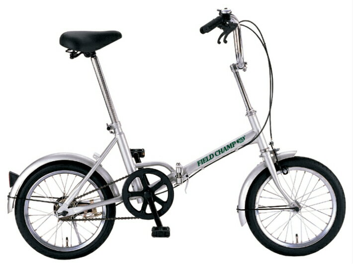 FIELD CHAMP365 FDB16 フィールドチャンプ 16インチ折畳自転車 メーカー直送 代引・日時指定不可 北海道・沖縄・離島配送不可