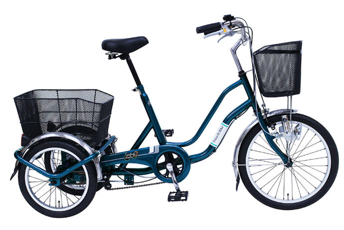 SWING CHARLIE 2 三輪自転車E MG-TRW20E スイングチャーリー 20インチ三輪自転車 メーカー直送 代引・日時指定不可 北海道・沖縄・離島配送不可