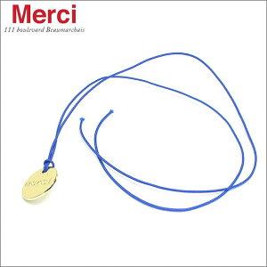 【メール便送料無料】メルシー MERCI アクセサリー チョーカー ネックレス ブレスレット ロゴ コイン me245508