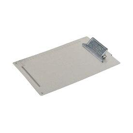 クリップボード 用箋挟 ダルトン METAL CLIP BOARD B5サイズ ガルバナイズドクリップタイプ アルミ・スチール レトロ ヴィンテージ調