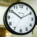 【ダブルエントリーでポイント14倍】ウォールクロック 壁掛け時計 ダルトン DOUBLE FACE WALL CLOCK ダブルフェイス …