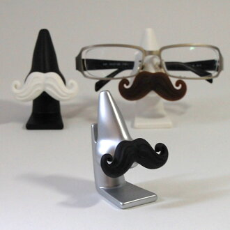 "Dalton GLASSES HOLDER ""MUSTACHE"""