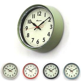 壁掛け時計 ダルトン ウォールクロック S426-207 シンプル レトロ アメリカンヴィンテージ調