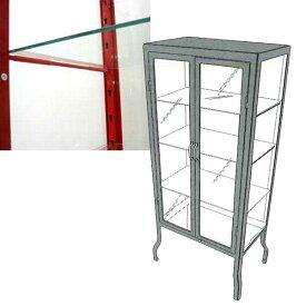 ダルトン ドクターキャビネット DOCTOR CABINET 専用ガラス棚板 棚板追加用 Sサイズ・Lサイズ共通