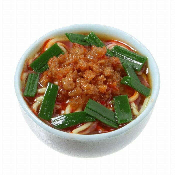 【メール便不可】食品サンプル屋さんのマグネット(台湾ラーメン)食品サンプル ミニチュア 雑貨 食べ物 愛知 外国 土産 リアル