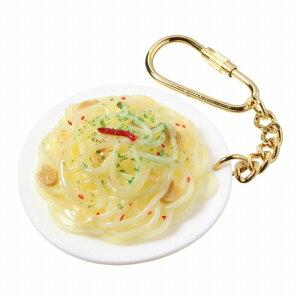 食品サンプル屋さんのキーホルダー(ペペロンチーノ)食品サンプル キーホルダー 雑貨 食べ物 パスタ スパゲティ 海外 土産 プレゼント