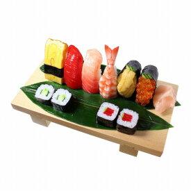 【メール便・ラッピング不可】食品サンプル屋さんのタブレットスタンド(寿司盛り合わせ)食品サンプル タブレッド iPhone Android ipad お寿司 雑貨 食べ物 sushi