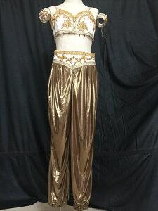 バレエ衣装オーダー 153 ロマンチックチュチュ バヤデール ハーレムパンツ