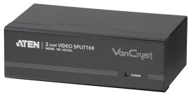 【送料無料】【3年保証】ATEN 1入力2出力VGA分配器 【VS132A】