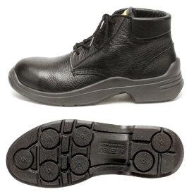 GT-200 静電安全靴 樹脂先芯 ウレタン2層底 中編上靴 23.5-28.0cm EEE