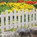 【おしゃれなお庭作り】ナチュラルなアンティーク風の庭にぴったりなガーデニングフェンスは?