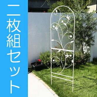 atgarden  라쿠텐 일본: IB 울타리 화이트 버드 (2 매 셋 트) 염가! 이 ...