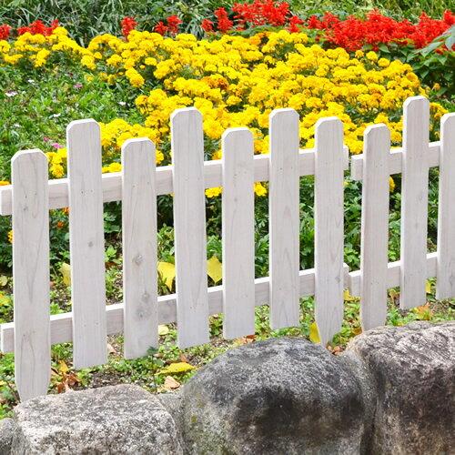 木製フェンス ボーダーフェンス ピケスティック目かくし(目隠し)や境界にウッドフェンス・木製フェンス・ゲート(門扉)をDIY!商品型番:jsbf-7760