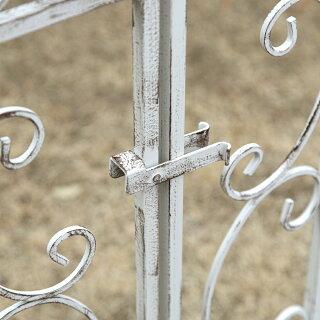 ★新商品★ゴージャスアイアンゲートセット門扉が簡単に作れます!お手軽設置ができる、本格的で豪華なフェンス。