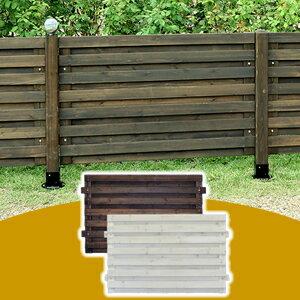 ボーダーフェンスFBフルブラインド目かくし(目隠し)や境界にウッドフェンス・木製フェンス・ゲート(門扉)をDIY!商品型番:jsbf-818