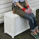 【夏休み特別クーポン進呈中】 ベンチボックスポリタンクもロングブーツも収納できます!商品型番:box-b800