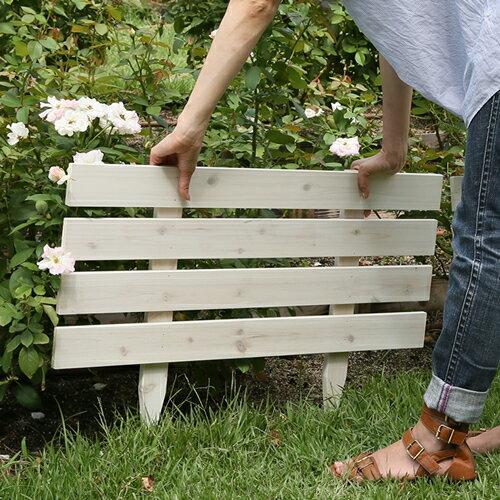 ボーダーフェンス 【スティック】目かくし(目隠し)や境界にウッドフェンス・木製フェンス・ゲート(門扉)をDIY!商品型番:jsbf-8049