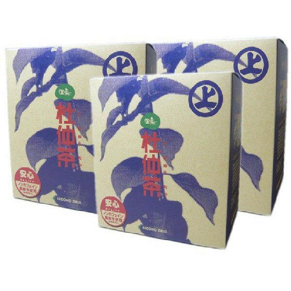 【送料無料】因島杜仲茶150g(5g×30)3箱セット(とちゅう茶)無農薬国産杜仲茶