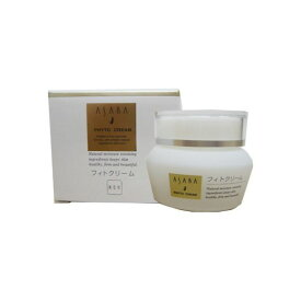 【アサバ化粧品】アサバ フィトクリーム 40g 3個セット【日本デイリーヘルス/自然化粧品】