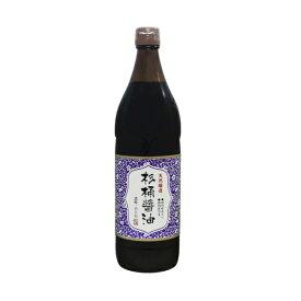 丸島醤油 天然醸造 杉桶醤油 900ml 6本セット マルシマ