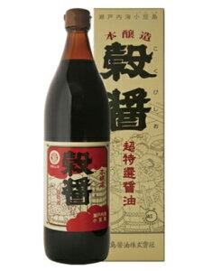 マルシマ 丸島醤油 穀醤(こくびしお)900ml×12本セット