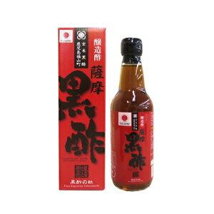 黒酢の杜 薩摩黒酢 360ml