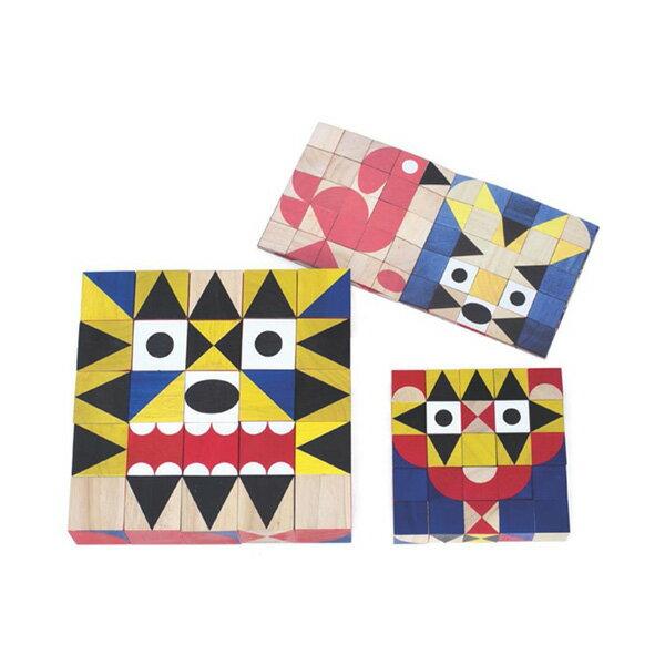 mini Shape Maker ミニシェイプメーカー 木製パズル miller goodman【ミラーグッドマン/木のおもちゃ/イギリス】