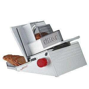 【送料無料+保証付+ドイツ製】フードスライサー【ドイツ Ritter リッター社 電動スライサー contura3】お肉や野菜のスライス 千切りもできる  家庭用スライサー