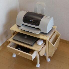 小型パソコンデスク 座卓タイプ 【コンパクトパソコンテーブル MT-2702】 【送料無料】  [重ねてコンパクトに収納・キャスター付き]