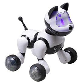 犬型 おしゃべり人形 【ロボット犬 歌って踊ってわんわん RI-W01】【送料無料・代引料無料】 [声やしぐさに反応 15種の合言葉を理解するおしゃべりロボット]
