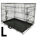 \ページ限定・ティースプーン付/ ペットケージ GY07-L [小型犬 中型犬 ペットサークル ペットハウス ペットゲージ…