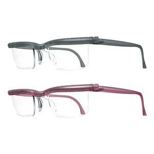 9月入荷予定/\ページ限定・ティースプーン付/ 左右で調整できるシニアグラス Do Active [ドゥアクティブ シニア用メガネ 老眼鏡 度数調節ができる]