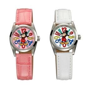【在庫有】ディズニー ウォッチ ミッキーマウス レディース 腕時計 【送料無料+1年保証+オルゴールBOX付】【ディズニー 世界限定腕時計 ファンタジーアイミッキー 30686】
