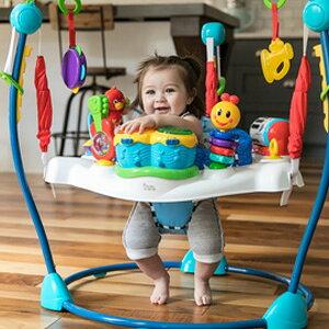 ベビー 室内遊具 【ネイバーフッド シンフォニー アクティビティジャンパー 10504】 [送料無料・代引料無料] ベビー ジャンプ プレイジム 可愛い 赤ちゃん 歩行器 ベビージム