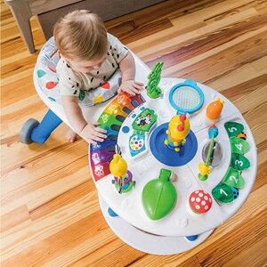 ベビー プレイテーブル 【アラウンド ウィ グロー 4in1 ディスカバリーセンター 11311】 [送料無料・代引料無料] ベビーウォーカー プレイテーブル 歩く練習 赤ちゃん おもちゃ