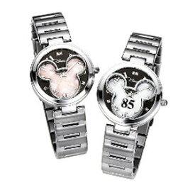 【在庫有】フェイスウォッチ 【ミッキー85周年記念 フェイスウォッチ】[送料無料・代引料無料] ディズニー 腕時計 ダイヤ 限定 ミッキーマウスウォッチ 限定品 85周年