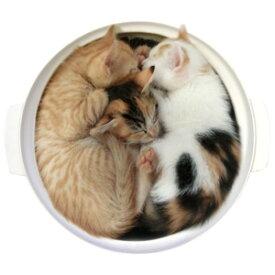 一年中使える猫用ベッド【送料無料・一年保証】【土鍋型ネコベッド WG-001M】あったかベッド うさぎベッド フェレットベッド 小型犬用ベッド ネコ鍋 ねこなべ