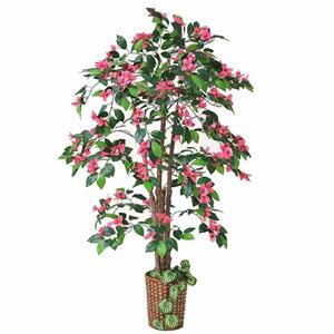 ●レビューで特典● 【観葉植物 ブーゲンビリア】 大型 人工観葉植物 大型造花 造花 インテリアグリーン 人工植物 枯れない