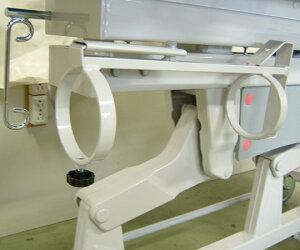 ボンベ取り付け台(はかり付ストレッチャー(検定付)DP-7300PW.DP-7310PW用)